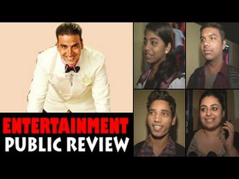 It's Entertainment – PUBLIC REVIEW | Akshay Kumar, Tamannaah Bhatia | Bollywood Movies 2014 |