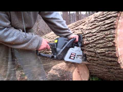 20 inch craftsman chain saw
