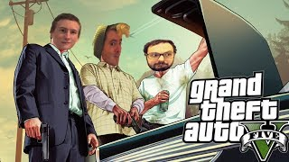 Grand Theft Auto V // The party is here!