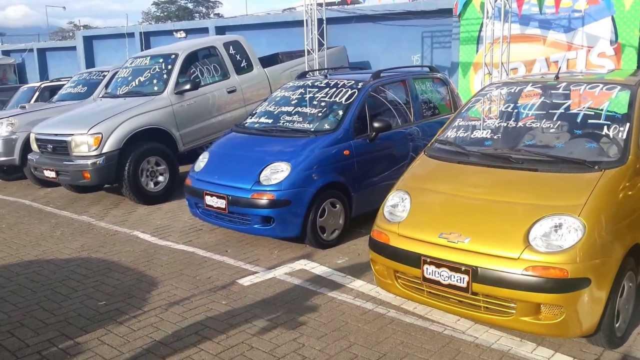 Ofertas de la Segunda Feria de Autos Usados BuscoMi - YouTube