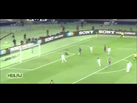 Lionel Messi All 68 Goals This Season 2011/2012