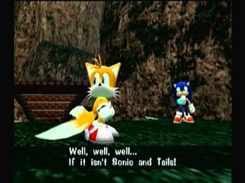Sonic Adventure (Dreamcast) Playthrough Part 12