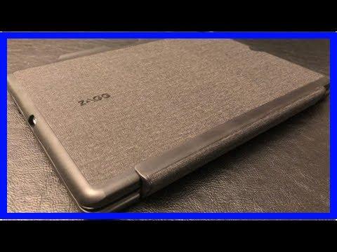 ZAGG Slim Book Apple 10.5-inch iPad Pro keyboard case review by BuzzFresh News