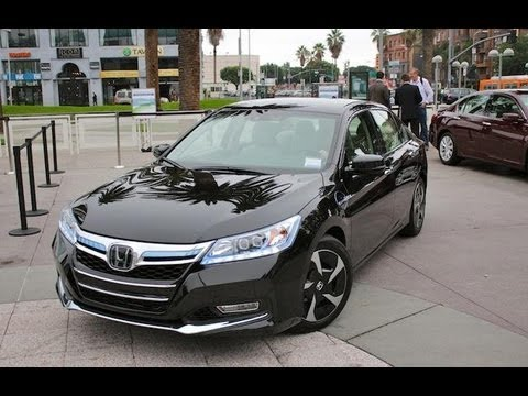 Honda News #25 - NEW 2014 HONDA ACCORD PLUG IN - HONDAS NEW IN INDIA - HONDA NSX GIVE A WAY ...