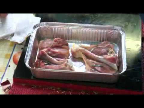 I° Corso di cucina al barbecue