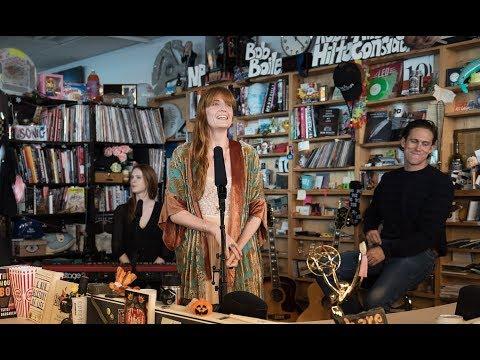 Florence + the Machine: NPR Music Tiny Desk Concert