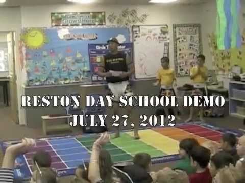 T.A.G. Muay Thai:  Reston Day School Demonstration