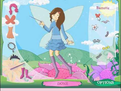 Rainbow Magic Online Create A Fairy YouTube