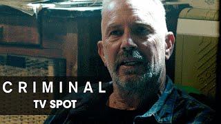 "Criminal (2016 Movie) Official TV Spot – ""Memory"""
