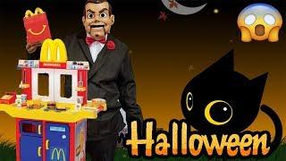 Halloween 2018    McDonalds Haunted House    Jai Bista Show