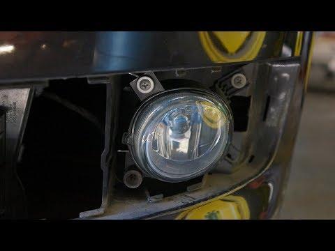 Changer les ampoules anti-brouillard avant sur Audi A3 8P 2012 Facelift