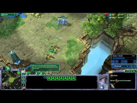 Bronze to Masters (PvT - Placement Match 2) - Learning Protoss - StarCraft 2: HotS