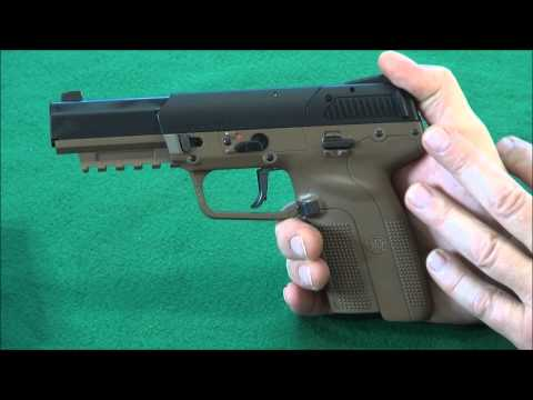 FN Five Seven Detailed Review WeaponsEducation Shoulder Holster