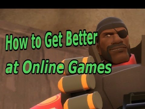 TF2 Demoman: How to Get Better at Online Games.