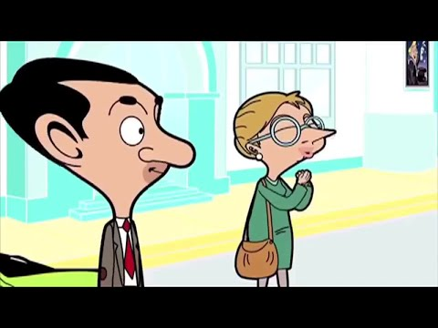 NEW Mr Bean Animated Series The Best Cartoons! New Episodes - Mr. Bean No.1 Fan