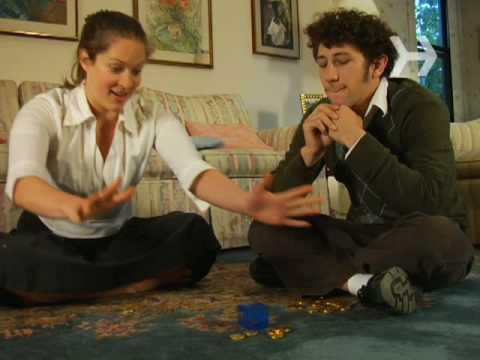 Happy Hanukkah Images >> How to Play Dreidel - YouTube