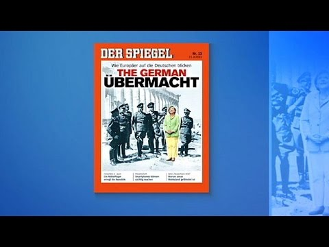Merkel, Nazis and the occupation of Greece: Der Spiegel sets Europe talking
