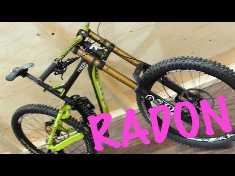 New RADON Bikes 2015 (Swoop, Slide) - Eurobike 2014