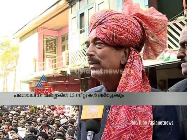 Jammu and Kashmir election : Ghulam Nabi Azad response on Asianet News