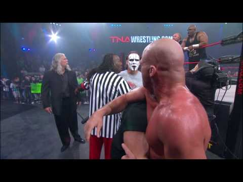 TNA: More Problems Between Sting & Angle