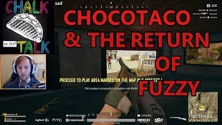 ChocoTaco And The Return Of Fuzzy (PlayerUnknown's Battlegrounds)