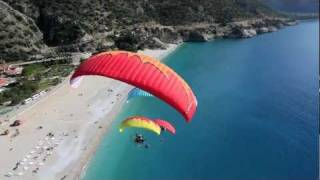 Oludeniz Air Games 2011- Istanbul Paramotor Team Highlights