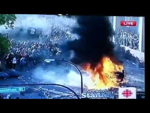 Vancouver Riot Videos: More Proof The Future Of News Is Social Video