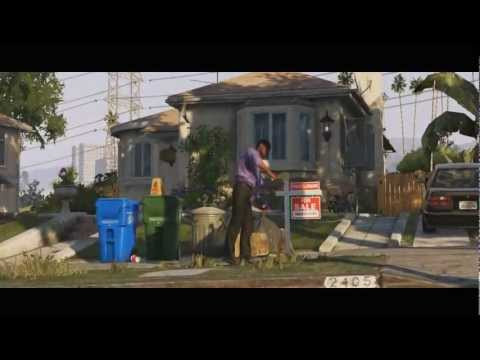Grand Theft Auto V TeaserTrailer