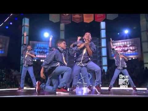 Iconic Boyz Abdc - Rihanna Week only Girl In The World video