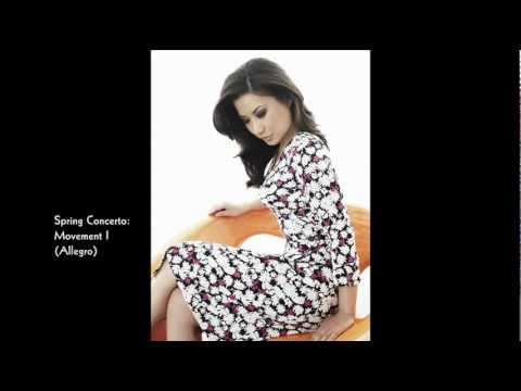 Sarah Chang: Spring Violin Concerto (Antonio Vivaldi)