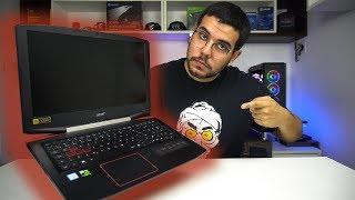 Notebook GAMER Acer Aspire VX15 Review