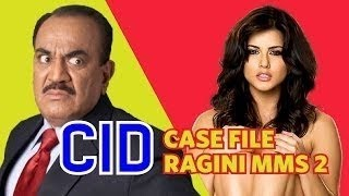 CID vs Sunny Leone - Case Of Sunny Leone's Stolen Panties | Spoof (2014) [Being Indian]