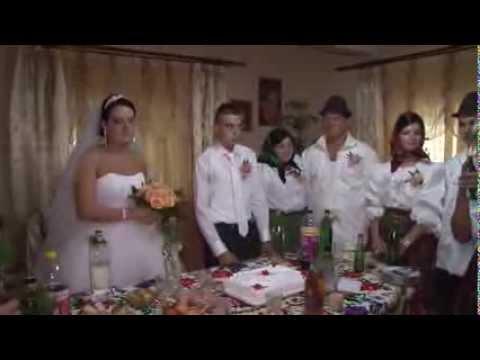 Nunta Cu Calareti Barsana! video