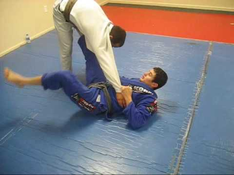 CAIO TERRA Technique &#8211; Spider Guard Concepts