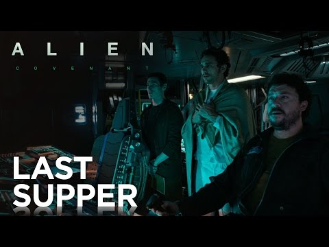 "Alien: Covenant | ""Prologue: Last Supper"