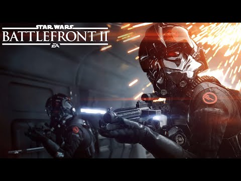 STAR WARS BATTLEFRONT 2 | INCREDIBLE GAMEPLAY! FIRST LOOK! STAR WARS BATTLEFRONT 2 BETA! [SWBF2]