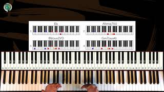 "How to Play ""Your Song"" by Elton John - Piano Tutorial by Piano Couture"