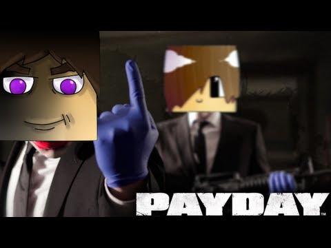 Pay Day 2: Челенж в роли грабителя