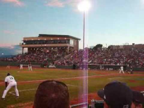 Colorado Springs Sky Sox vs. Salt Lake Bees July 3rd, 2009 Part 1 of 2 Video