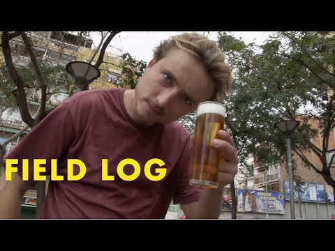 HABITAT FIELD LOG - BARCELONA B-SIDES