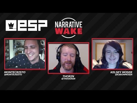 Narrative Wake Episode 20: Summoning Samsung White (feat. MonteCristo)