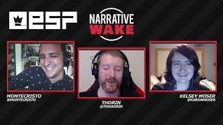 Narrative Wake Episode 20: Summoning Samsung White (feat. MonteCristo)
