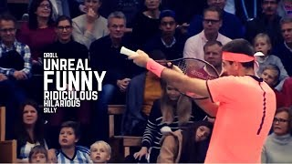 Tennis. Funny Moments - Part 3