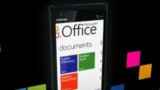 Nokia Lumia 900   Office and Mail