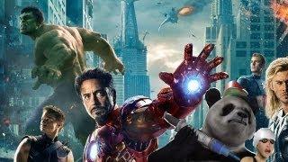 NMAtv: Animación Taiwanesa explicando el trailer de The Avengers