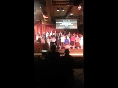 Matthew 28 (CEC Mass Choir)-by Donald Lawrence