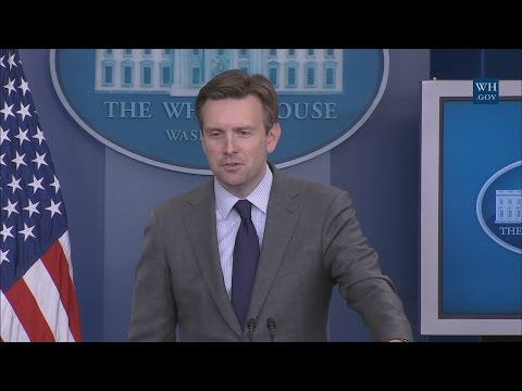 6/30/16: White House Press Briefing