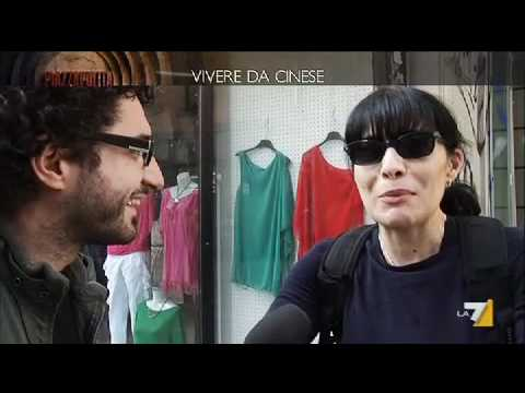 Piazzapulita – VIVERE DA CINESE