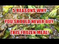 5 REASONS You Should NEVER Buy This Frozen Meal! - WHAT ARE WE EATING?? - The Wolfe Pit