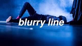 twenty one pilots: Blurry Line [LYRICS]